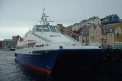 MV Nona Ana ex Lauparen sea passage to Croatia