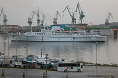 Port agent MV Dalmacija