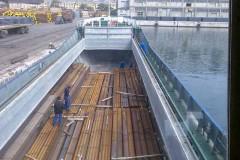Steel cargo