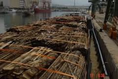 Wood cargo fixture